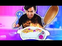 THE MAGICAL EASY BAKE OVEN! - YouTube Cool Experiments, Guava Juice, Easy Bake Oven, Backyard For Kids, Cool Toys, Fan Art, Make It Yourself, Baking, Cool Stuff