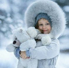 Sweet and Snuggly Cute Kids, Cute Babies, Baby Kids, Precious Children, Young Ones, Winter Kids, Winter House, Love Blue, Winter Colors