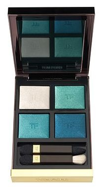 Tom Ford Eye Color Quad in Emerald Lust