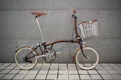 Brompton customized via dfco