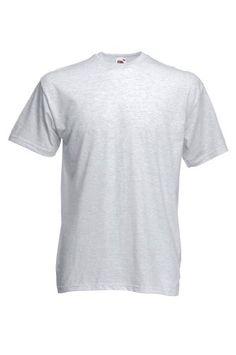 Fruit of the Loom - Classic T-Shirt 'Value Weight' S,Ash ... https://www.amazon.de/dp/B005KOBPBY/ref=cm_sw_r_pi_dp_.IxuxbGDTKBKQ