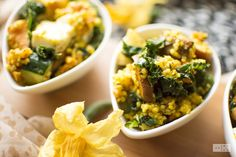 Millet Groats with Sweet Potatoes & Vegetables