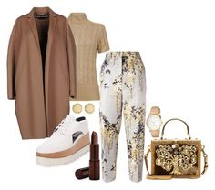 """""""The Intern"""" by kyalouise on Polyvore featuring Rochas, AFTERSHOCK, Dolce&Gabbana, STELLA McCARTNEY, Fashion Fair, Marc by Marc Jacobs and Kate Spade"""