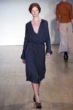 Costello Tagliapietra Fall 2005 Ready-to-Wear Fashion Show - Cintia Dicker