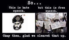 What's free speech