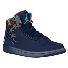71c33e81f59 Jordan 1 Flight 3   Men s   Basketball   Shoes   Midnight Navy Turquoise  Blue Black