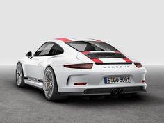 Nuevo Porsche 911 R