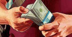 GTA V принесла своим создателям около трёх миллиардов долларов. У меня все!)