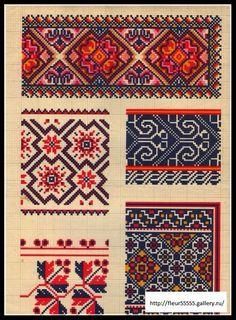 ru / Photo # 5 - 26 - of Free Cross Stitch Charts, Just Cross Stitch, Cross Stitch Borders, Cross Stitching, Cross Stitch Patterns, Diy Embroidery, Cross Stitch Embroidery, Embroidery Patterns, Crochet Patterns