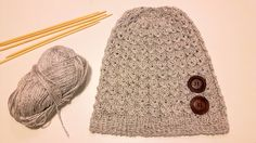 Good Pieces In Life: Tytön neulepipo - A beanie for a girl