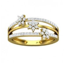 Diamond Ring 0.40 CT / 3.30 gm Gold