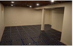 What a beautiful basement in progress! One customer was nice enough to share these photos before installing the finished flooring in her basement. The DryBarrier subfloor has been installed perfectly and the sheathing tape will ensure a seamless vapor barrier.  We're always grateful for your submissions! Send us a private message if you've used DryBarrier and you want to share your pictures with us!  #subfloor #basement #beautiful #customersubmission #satisfied #welldone #homereno Grateful For You, Floor Finishes, Home Reno, Tile Floor, Basement, Diy Ideas, Tape, Photos, Pictures