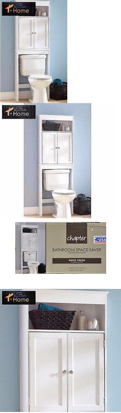 Bath Caddies and Storage 54075: Floor Storage Cabinet Bathroom ...