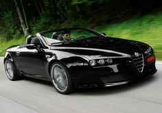 Alfa Romeo Spider- Great to see them rise once again!