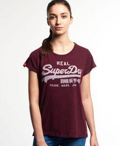 Superdry Vintage Logo Super Sewn T-shirt