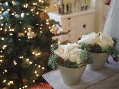 SIA:n upeat silkkikukat tuovat upeaa tunnelmaa joulupöytään