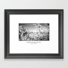 Springtime in Grabow Framed Art Print by jfjacobszphotography Framed Art Prints, Fine Art Prints, Make Ready, Spring Time, Solid Wood, Woods, Photographs, Hardware, Gallery