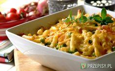 Zapiekanka makaronowa z curry
