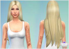 David Sims: G.U.Y. Hairstyle • Sims 4 Downloads