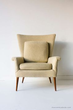 Wonderful Paul McCobb Lounge Chair For Wichendon, Planner Group Series Amazing Design