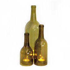 3-Piece Tanya Candleholder