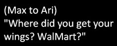 lol love this part! does anyone remember when they robbed walmart? i dont remember which book it was in, but it was really funny!
