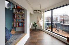 source : homify / Mukoyama Architects [출처] homify   지친 몸과 마음을 위한 릴렉스한 공간 - 캐주얼 인테리어 팁 8 작성자 homifyKorea