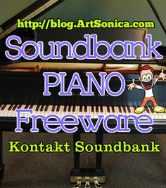 Piano In 162, Soundbank Piano Freeware - ArtSonica Blog by Agus Hardiman
