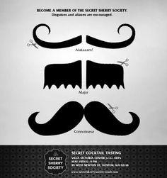 Mustache Society.