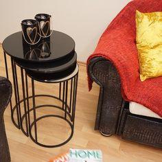3'lü metal zigon sehpa siyah ürünü, özellikleri ve en uygun fiyatların11.com'da! 3'lü metal zigon sehpa siyah, zigon sehpa kategorisinde! 669