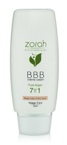 BBB Crème, Zorah Biocosmétiques, 34,99$. www.zorah.ca via StyleListQuebec