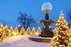 Ville de Québec - La magie de l'hiver