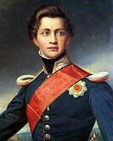 Prinz Otto Friedrich Ludwig von Wittelsbach (1815-1867), Sohn König Ludwigs l. war von 1832 bis 1862 erster König von Griechenland.