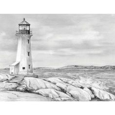 Sketching Made Easy Kit 8 x 11 Lighthouse Point | eBay
