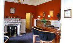 Hotel Edward 1er - salon - Dordogne
