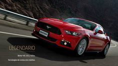 Nuevo Ford Mustang, Ford Mustang 2016, Vehicles, Car, Motors, Automobile, Autos, Cars, Vehicle
