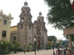 Iglesia de Miraflores, Lima