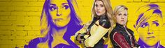 Speaking of vloggers, Hannah Hart and Grace Helbig are also bringing their movie Electra Woman & Dyna Girl to Tribeca. They're superheroines! The film is a modern twist on Sid and Marty Krofft's 1976 series of the same name.