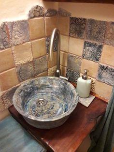 Ruční práce keramika umyvadlo dlaždičky toaleta a05747c5f2