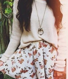 Cute Girly Winter Outfits Tumblr