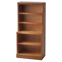 Walnut Storage Shelf