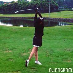 """#mygolf #myswing #myway I sway #moments #mymemories -#golf #myhobby#mybrakes from #breakingdown"""
