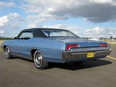 1969 Pontiac Catalina Coupe