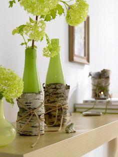 special valentine s birch vase, gardening, seasonal holiday decor, valentines day ideas