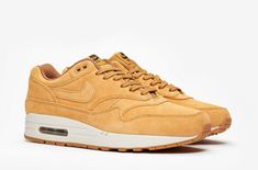 sports shoes 8fbf9 23fd5 The Nike Air Max 1 Wheat Is Coming This Fall You can expect to see new