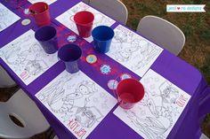 Mermaids Birthday Party Ideas | Photo 15 of 22