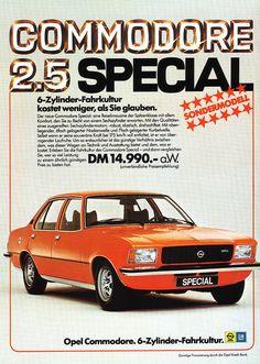 Opel Commodore B (1976)