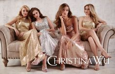 Sequin dresses avail