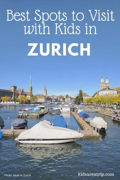 With playgrounds, parks, and sweets aplenty, Zurich is the perfect spot for families. Here are some of the best places to go with kids in Zurich, Switzerland. - Kids Are A Trip