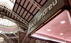 KRION® Blog – Porcelanosa Solid Surface » Paco Andreu confía en KRION®, para su establecimiento en el mercado central de Valencia
